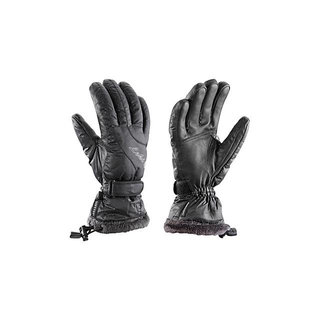 Leki - Black Feather S Womens Gloves
