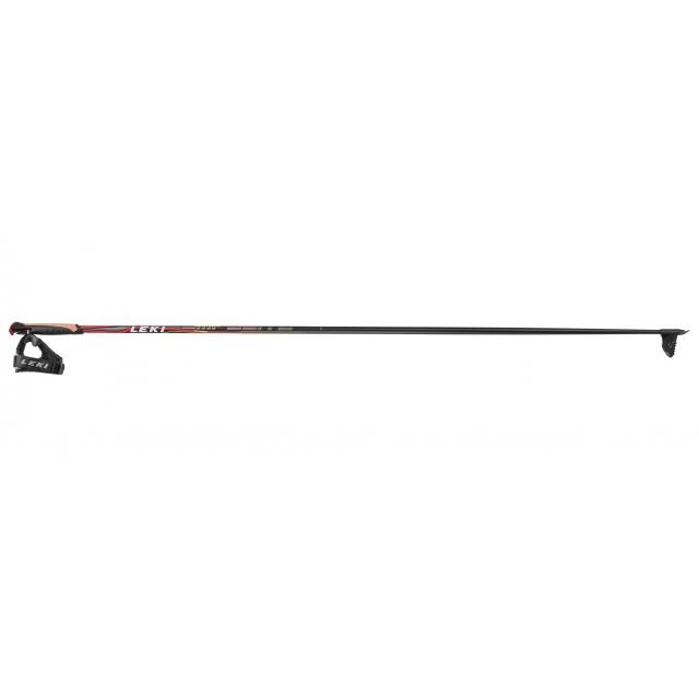 Leki - - CC 2.6 Carbon Trigger Pole - 155 - Red