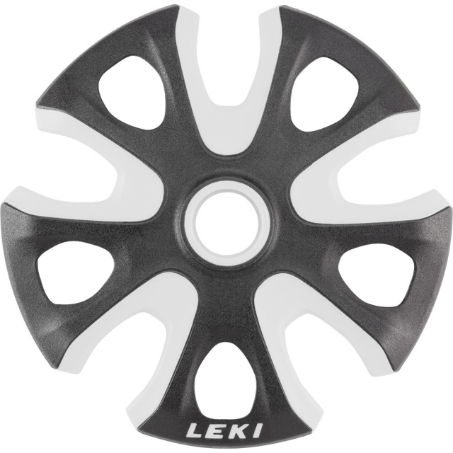 Leki - - Big Mountain Basket - White