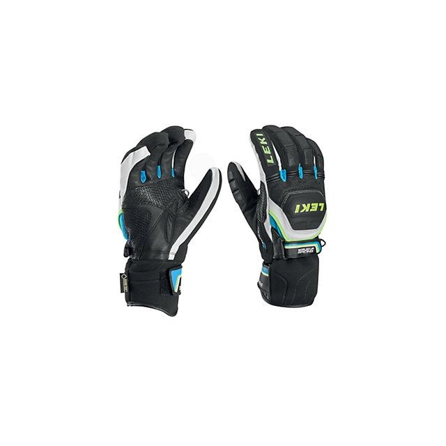 Leki - World Cup Race Coach Flex S GTX Ski Racing Gloves