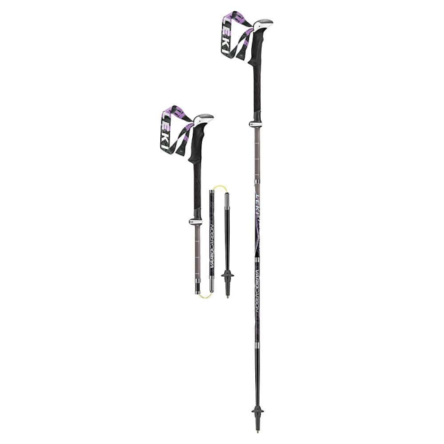 Leki - Women's Micro Vario Carbon Lady Trekking Pole - Pair