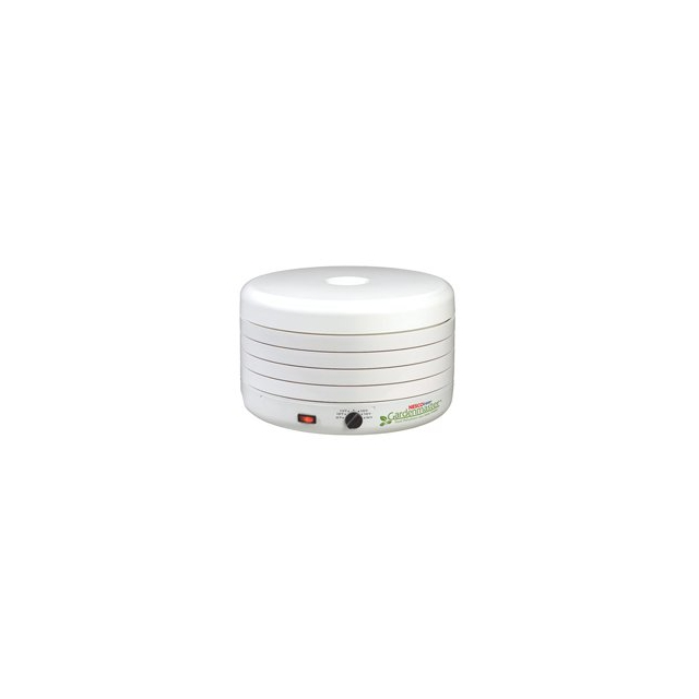Nesco - Gardenmaster FD-1018P Food Dehydrator - White