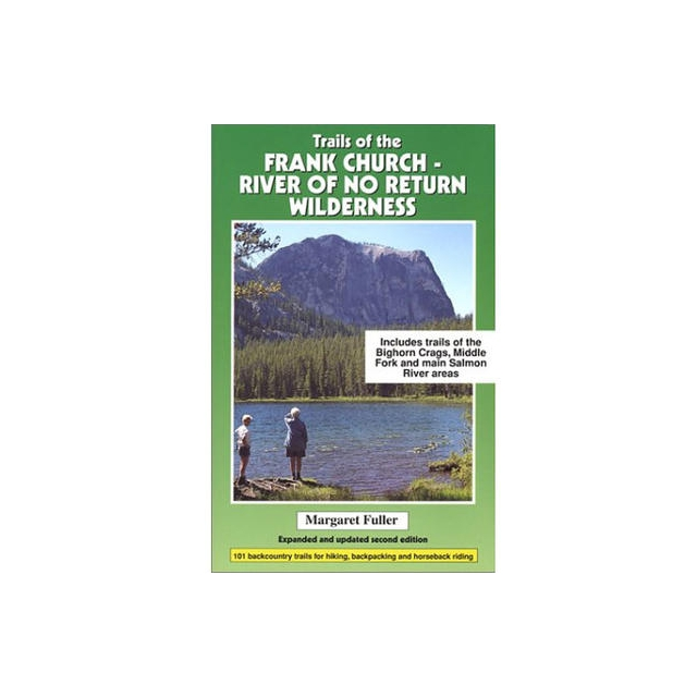 Media ( Books, Maps, Video) - Frank Church - River of No Return Wilderness