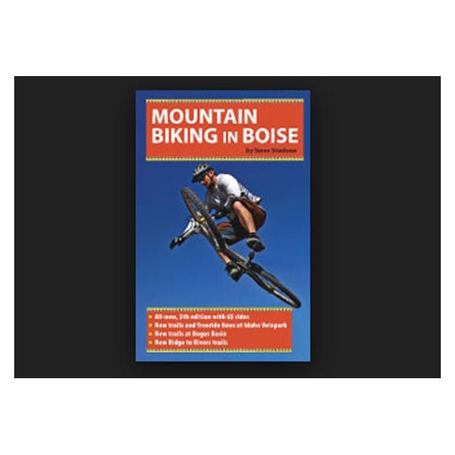 Media ( Books, Maps, Video) - Mountain Biking Boise Guide Book 6th Ed.