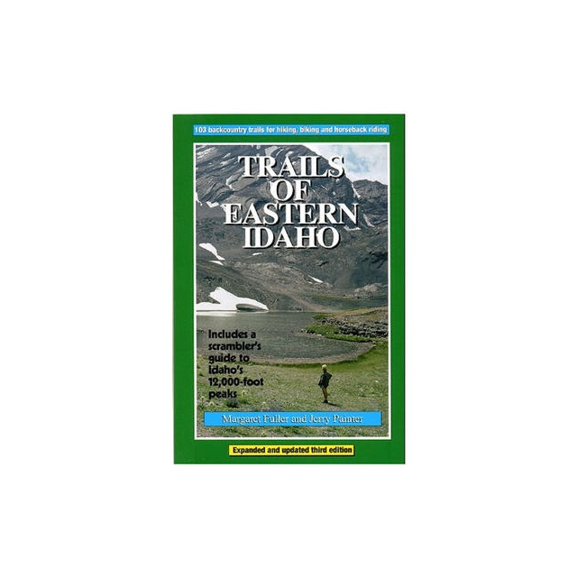 Media ( Books, Maps, Video) - Trails of Eastern Idaho 3rd Edition