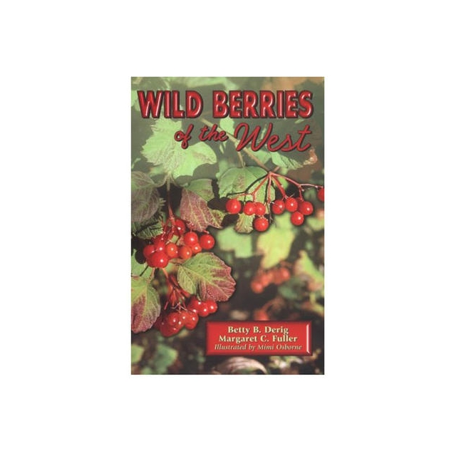 Media ( Books, Maps, Video) - Wild Berries of the West