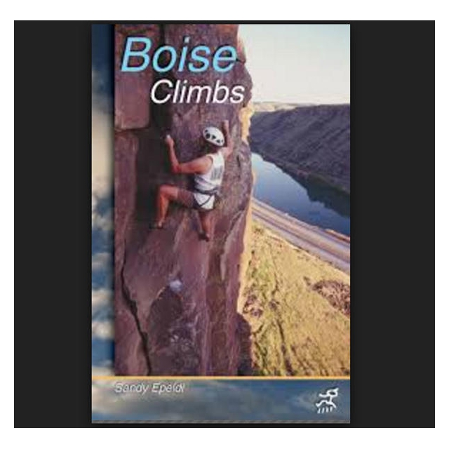 Media ( Books, Maps, Video) - Boise Climbs Book