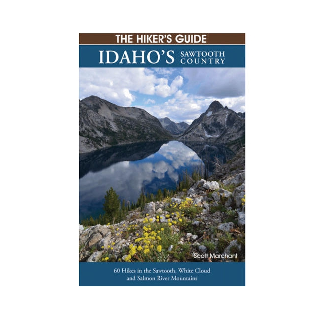 Media ( Books, Maps, Video) - Hikers Guide: Idaho's Sawtooth Country