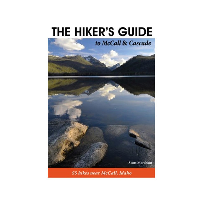 Media ( Books, Maps, Video) - Hikers Guide to McCall and Cascade
