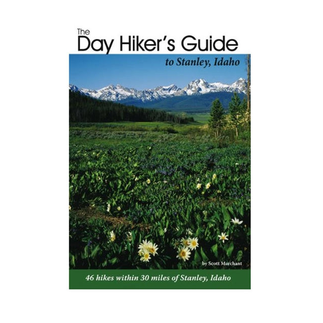 Media ( Books, Maps, Video) - The Day Hiker's Guide to Stanley Idaho
