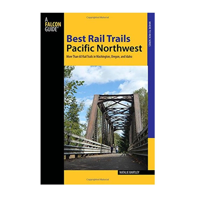 Media ( Books, Maps, Video) - Best Rail Trails Pacific Northwest