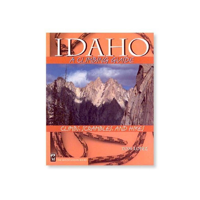 Media ( Books, Maps, Video) - Idaho Climbing Guide Book