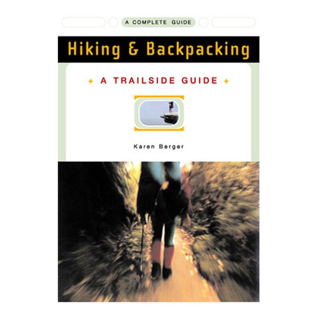 Media ( Books, Maps, Video) - A Trail Guide: Hiking and Backpacking