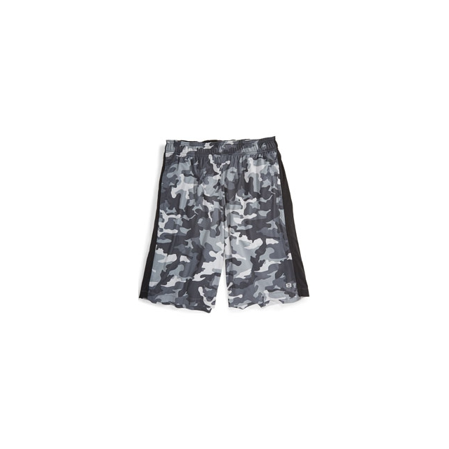 Layer 8 - Printed Knit Training Shorts - Men's