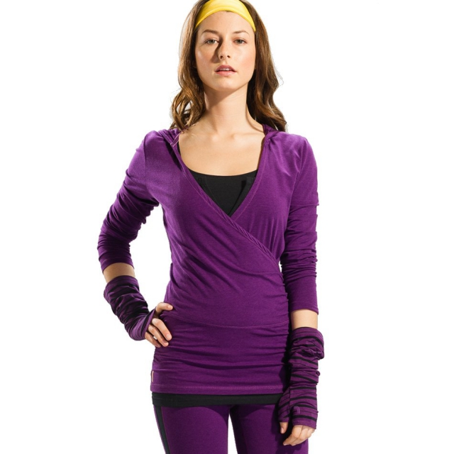 Lole - - Meditation 2 Tunic Womens - X-Small - Purple