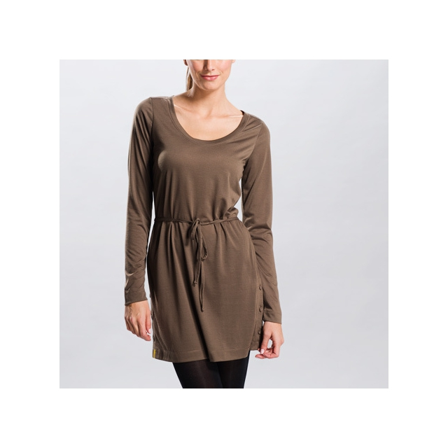 Lole - - Equator Dress - Large - Walnut