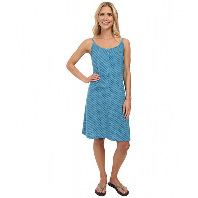Lole - - Bliss Dress - X-Small - Blue Corn Sail