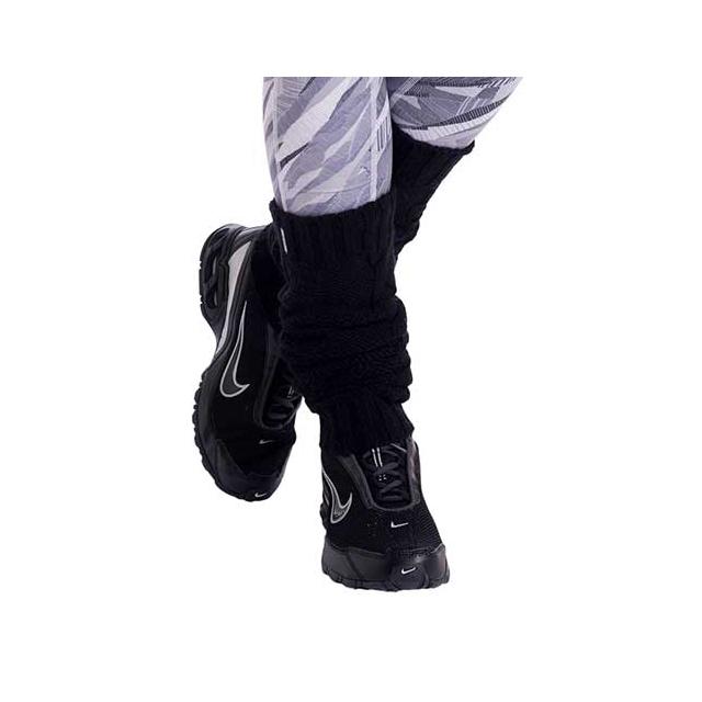 Lole - Cable Leg Warmers - Women's: Black