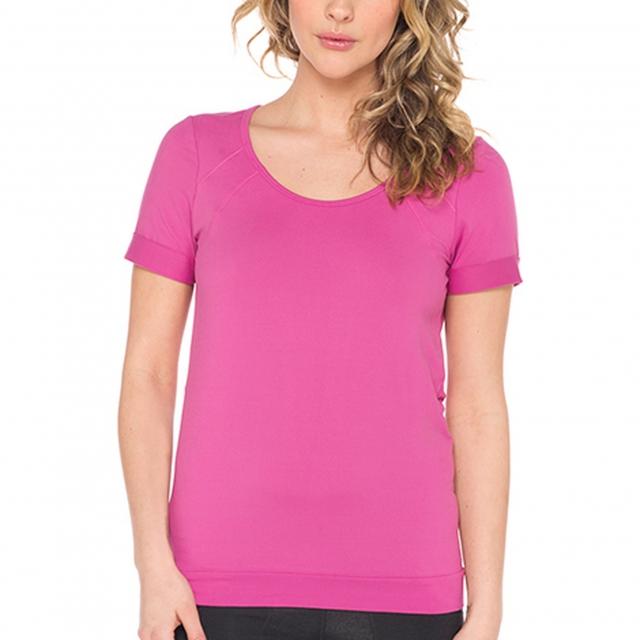 Lole - - Kai Shirt - Small - Dahlia