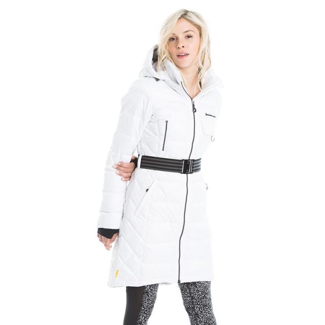 Lole - womens emmy jacket white
