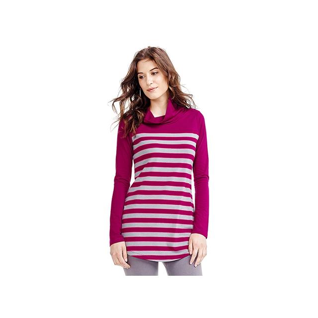 Lole - - Principle Tunic - x-large - Mulberry Multi Stripe