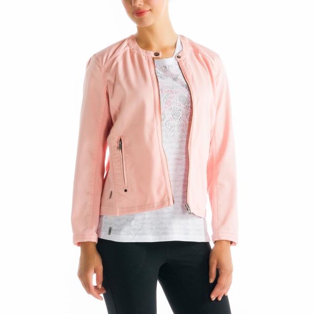 Lole - womens dakota jacket blossom pink
