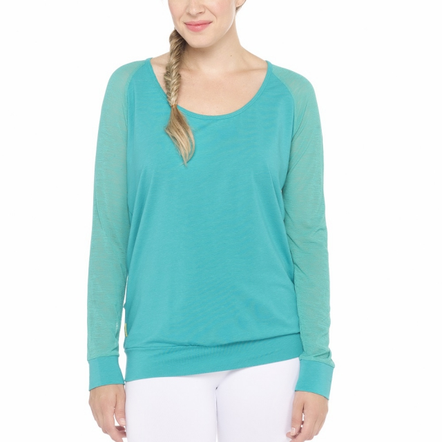 Lole - Womens Orchid Top Algea (Spring 2015