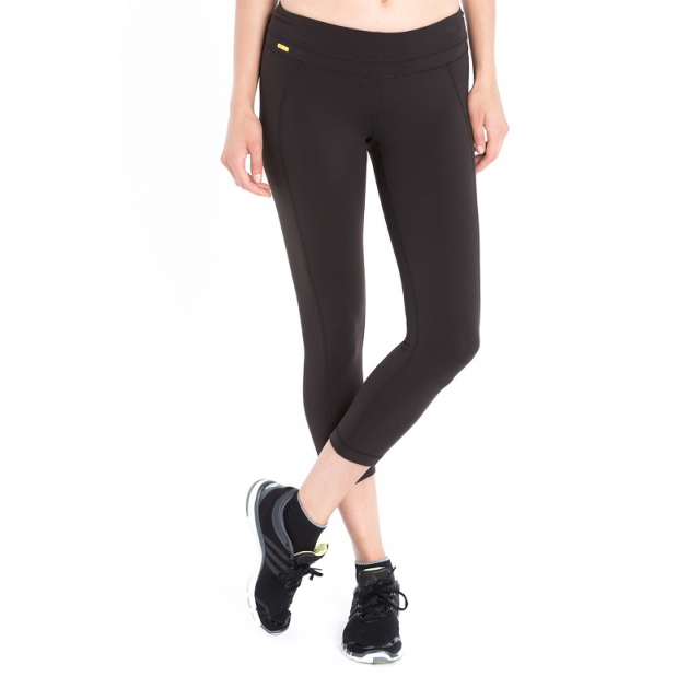 Lole - womens motion crop black