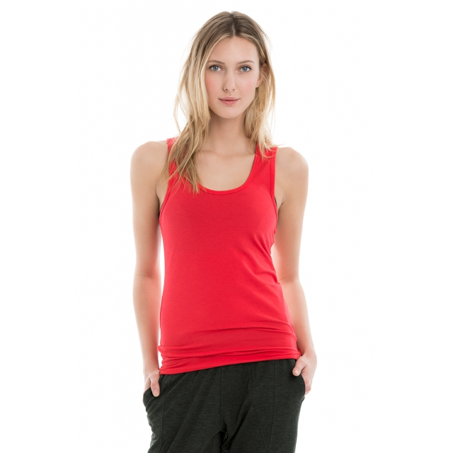 Lole - - PINNACLE TANK - small - Ruby