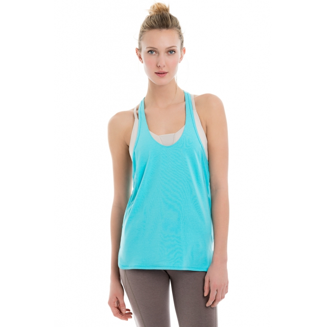 Lole - - SAVASANA TANK - x-small - Turquoise