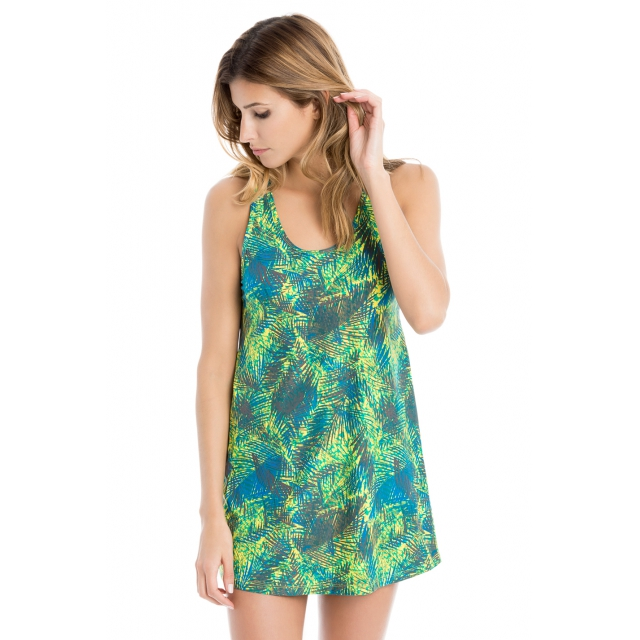 Lole - womens buena 2 tunic spring tropical