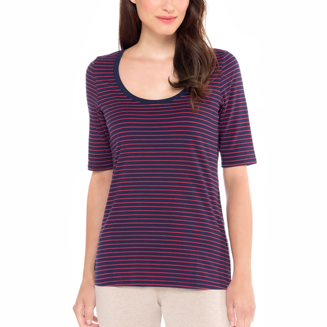 Lole - womens ada top blueberry 2 tones