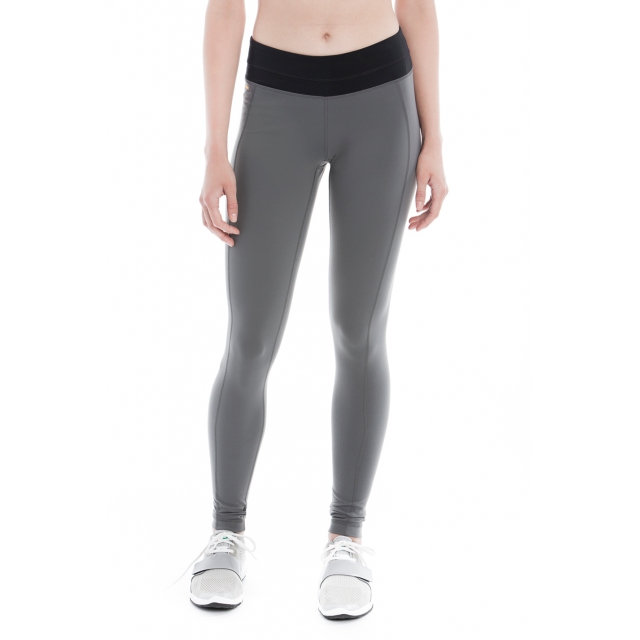 Lole - - MOTION LEGGING - X-SMALL - Dark Charcoal