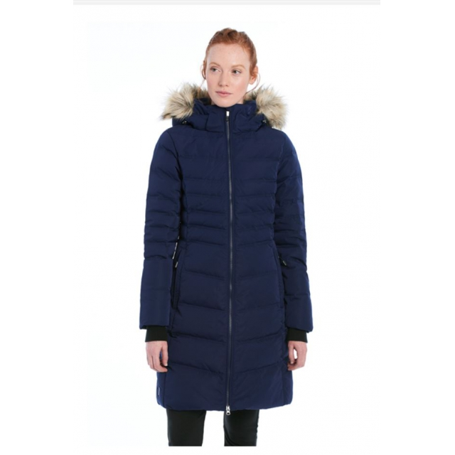 Lole - womens katie jacket amalfi blue
