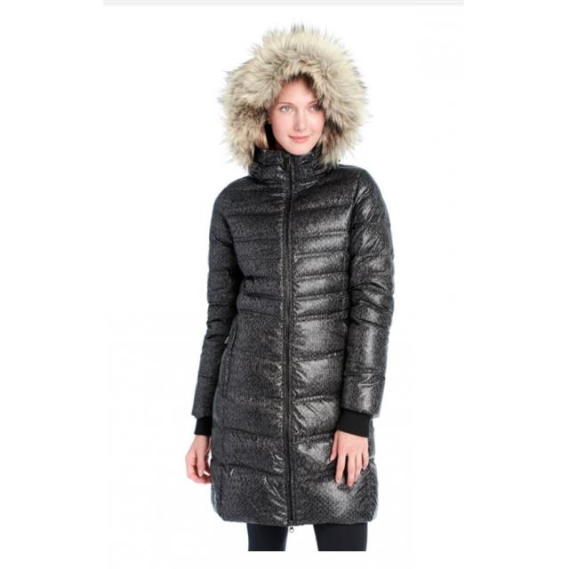 Lole - womens katie jacket black and dark charcoal east side