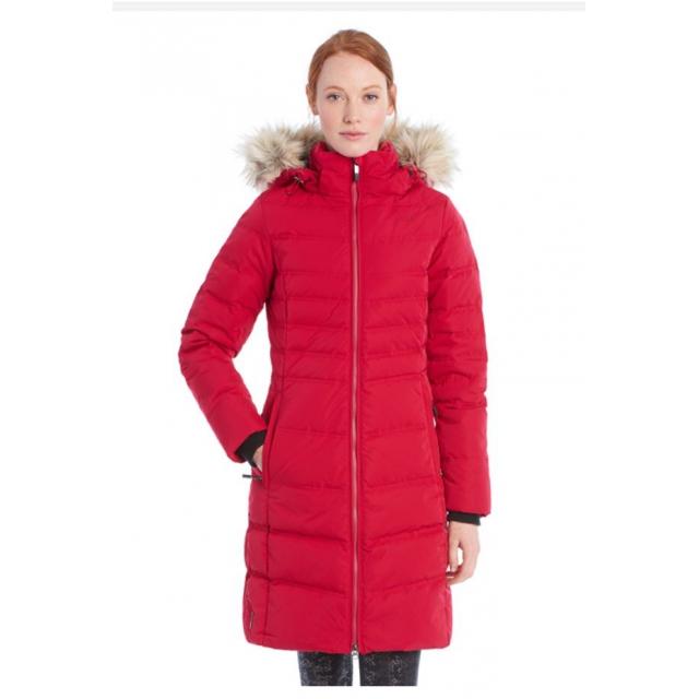 Lole - womens katie jacket red sea