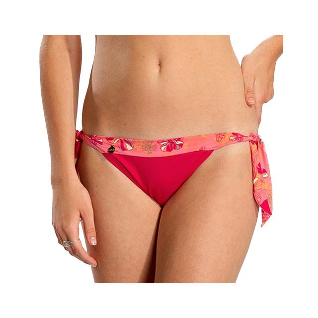 Lole - Catalina 2 Bikini Bottom - Women's: Bubble Gum Peony, Small