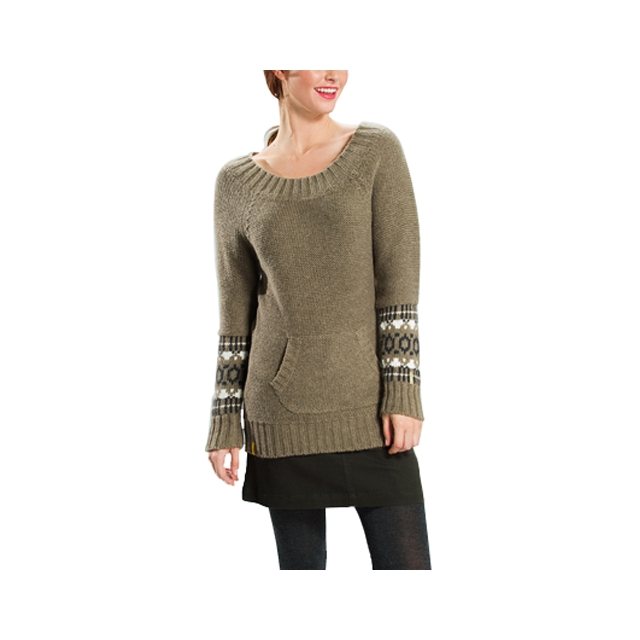 Lole - Jackie 2 Top Sweater - Women's: Walnut Heather, Small