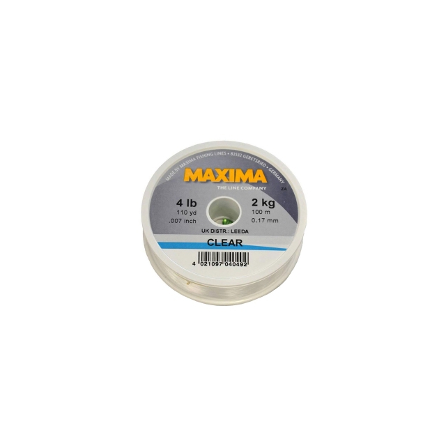 Maxima - Clear Tippet
