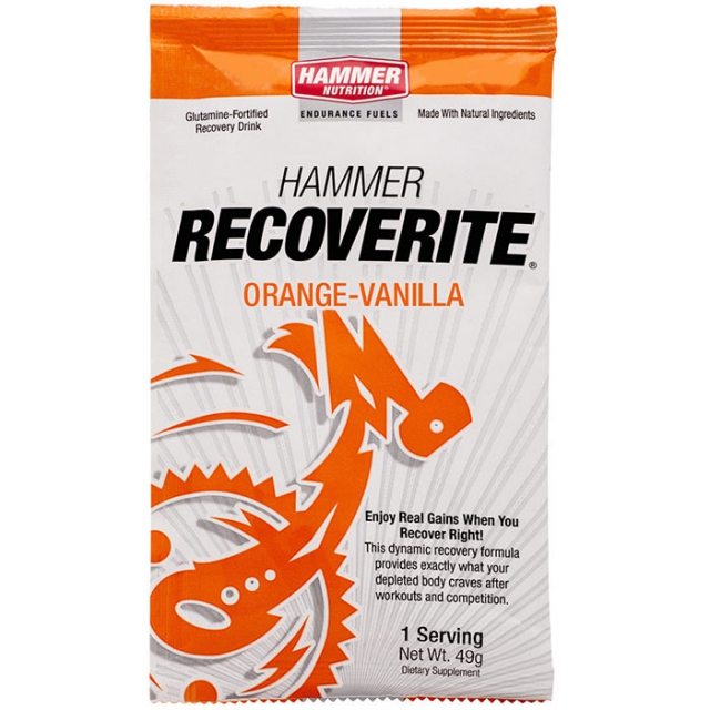 Hammer - Recoverite Single Serving - Subtle Citrus