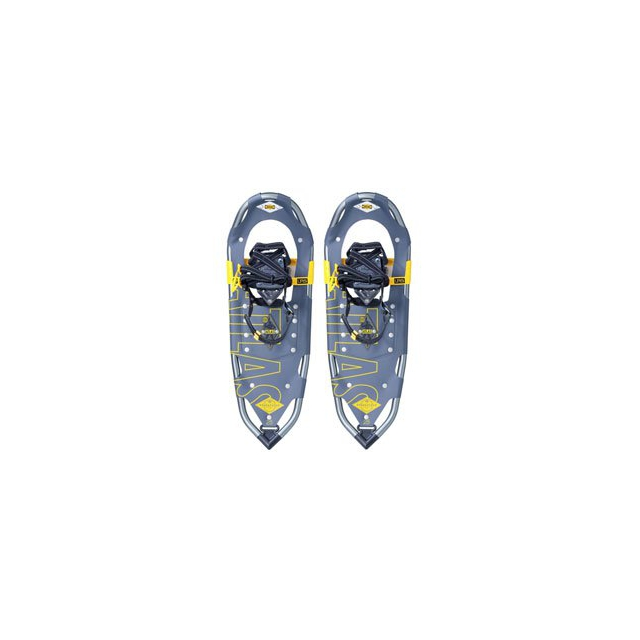 Atlas - Atlas Snowshoe Company Rendezvous Snowshoe - Men's - Grey/Yellow In Size