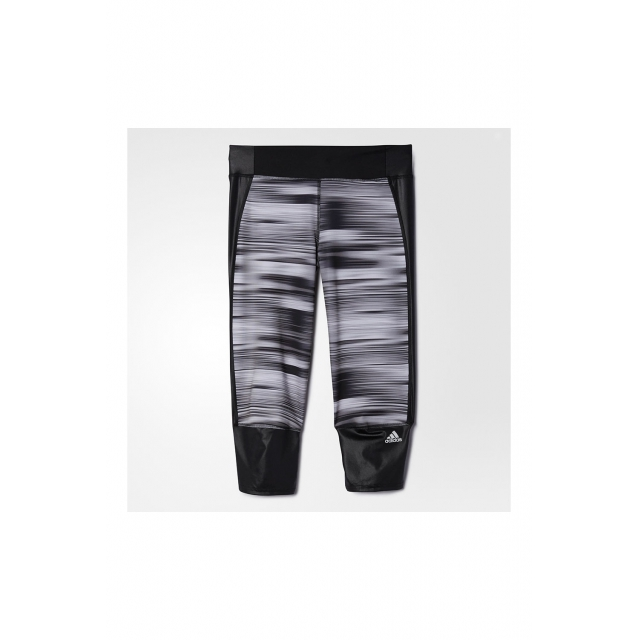 Adidas - W Supernova 3Q Grph Tight - AC2117 XL