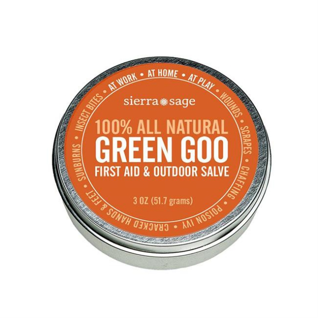 Sierra Sage Herbs - Green Goo Outdoor Salve