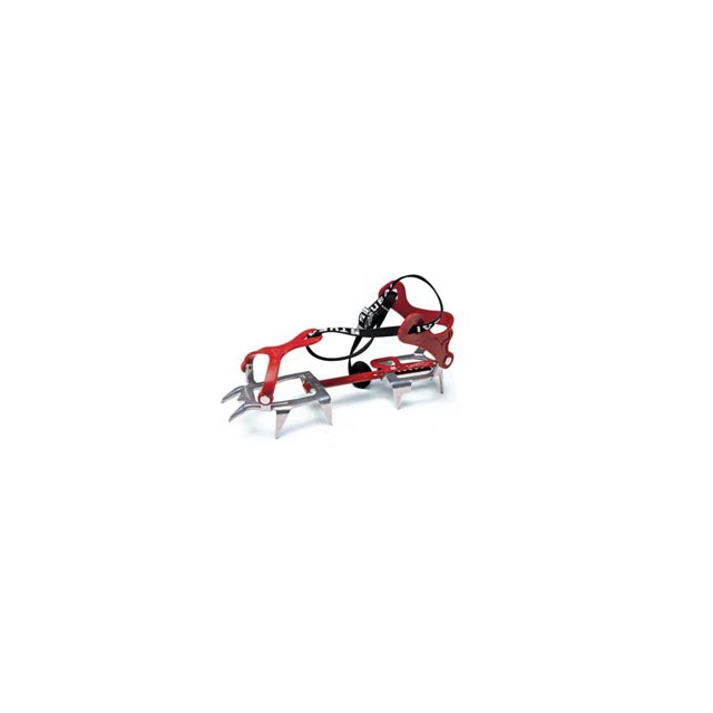 Stubai - ultralight universal crampons without anti ball plate