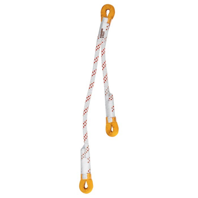 "Singing Rock - lanyard ""v"" 25/45cm 10/17&quot"