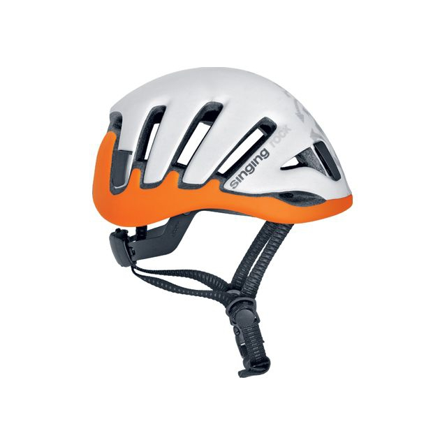 Singing Rock - terra ii helmet orange