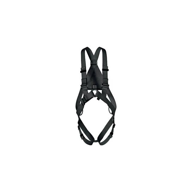 Singing Rock - body ii work harness xl black