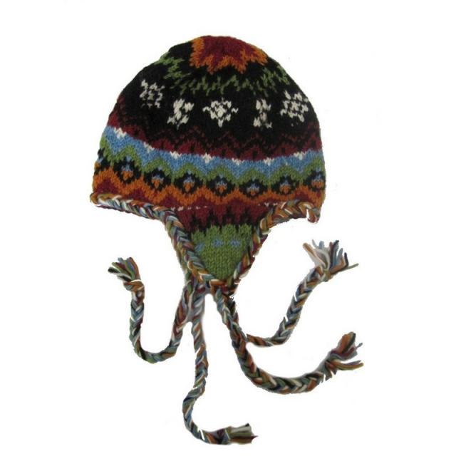 Newari - Nordic Earflap Hat
