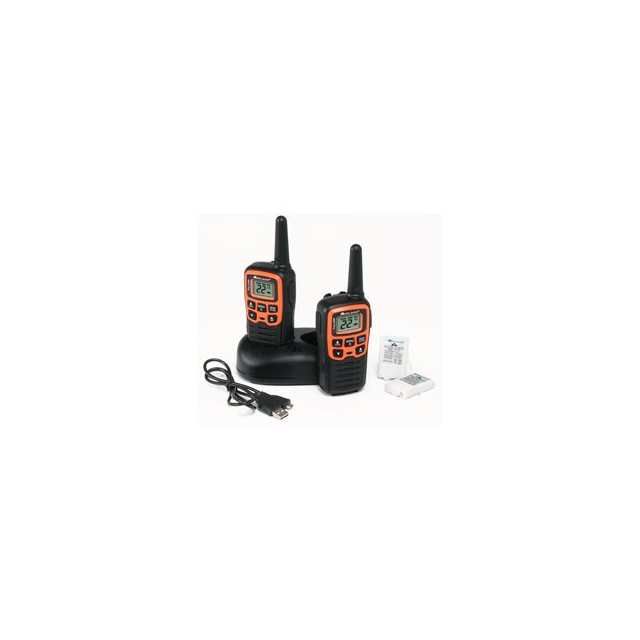 Midland - X-Talker T51VP3 2-Way Radio - Orange