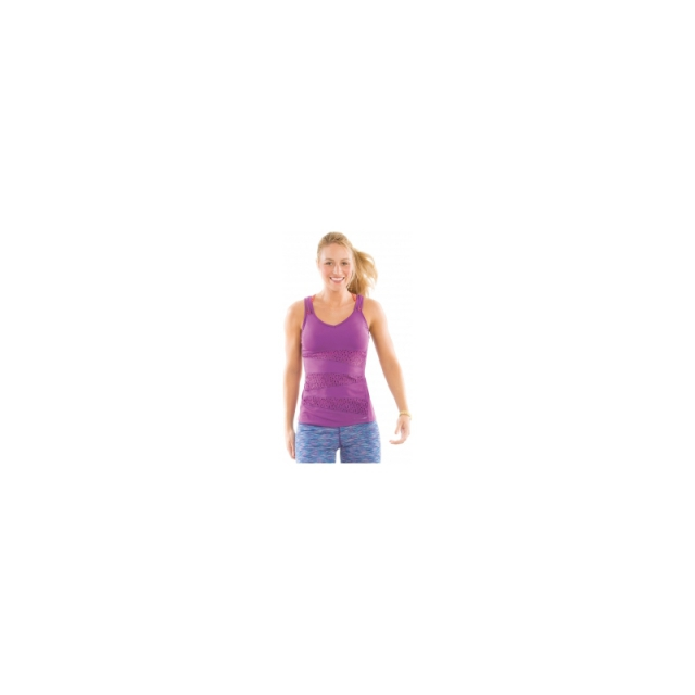 Moving Comfort - Womens Hot Shot Tank - Sale Daydream Medium